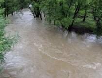 Cod galben de inundații pe...