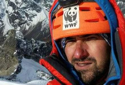 Succes al romanului Alex Gavan: 8.047 de metri urcati, fara oxigen suplimentar
