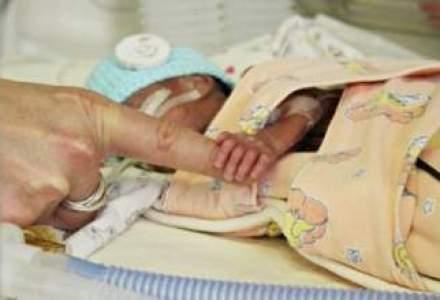 Semnal de alarma: ramase fara bani, maternitatile avertizeaza despre posibila crestere a mortalitatii infantile, pentru prima data din 1994
