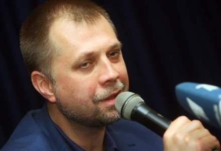 Liderul rebelilor ucraineni recunoaste ca are legaturi cu serviciile secrete ruse