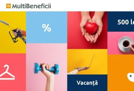 (P) Up MultiBeneficii este noua platformă de beneficii flexibile pentru angajați