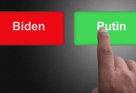 """Tensiuni între SUA și Rusia: Putin vrea o întâlnire """"directă"""" cu Biden"""