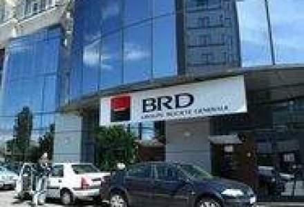 BRD Finance taie aproape jumatate de punct din dobanda la cardurile de credit in lei