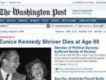 Washington Post a renuntat la...