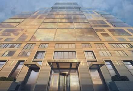 """Usi pentru """"saraci"""", in cadrul unui complex de apartamente luxoase din New York"""