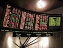 Bursa a scazut cu 1% in...