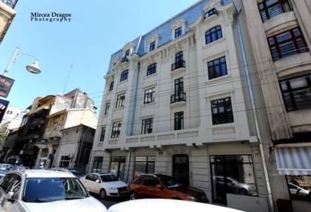 O vizita in casa unui profesor interbelic: o cladire in care istoria este din nou arborata pe fatada cu o investitie de 700.000 euro