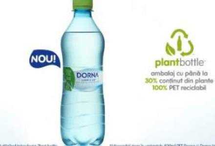 Inovatie de la Coca-Cola: ambalajul realizat in proportie de pana la 30% din plante
