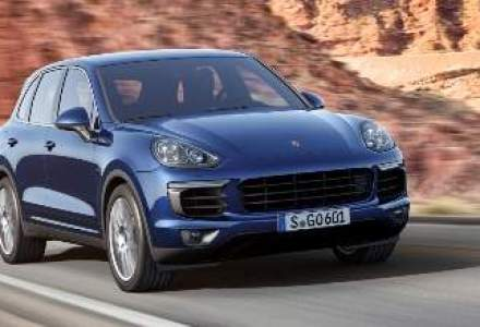 Porsche Cayenne facelift va fi lansat in octombrie
