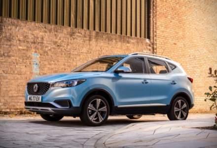 Brandul auto MG revine în Spania pariind pe electrificare