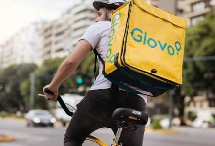 Clienții Glovo vor putea comanda teste rapide COVID din aplicație