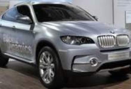 BMW aduce in Romania doua modele hibrid