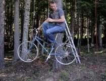 VIDEO: Poate fi o bicicleta...