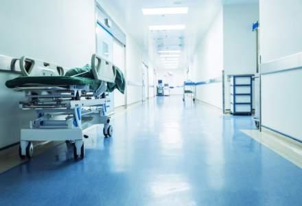 Percheziții la un spital din București