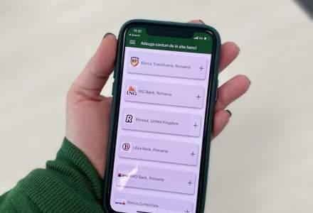 CEC Bank intră în era open banking și permite vizualizarea conturilor de la alte nouă bănci în aplicația de mobile banking