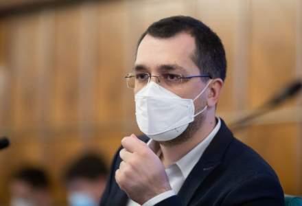 Vlad Voiculescu, despre evoluția pandemiei în România: Suntem într-o situație critică