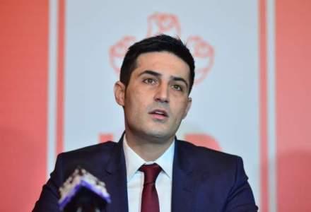 Claudiu Manda, propus ministru al Bugetului: deputat la al treilea mandat, doctorand al Universitatii Valahia