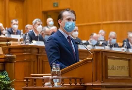 Florin Cîțu: Românii pot să protesteze, dar nu să încalce legea