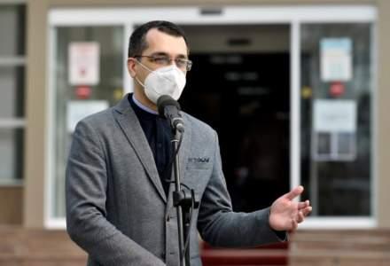 Vlad Voiculescu după ce a fost fotografiat fără mască: Am greșit, dar eram singur