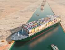 Canalul Suez a fost deblocat...