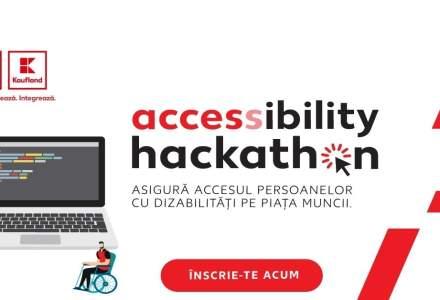 (P) Pasionat de tehnologie? Asigură accesul persoanelor cu dizabilități pe piața muncii, alături de Kaufland România
