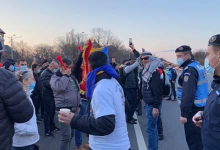 Proteste în ţară faţă de noile restricţii anti-COVID