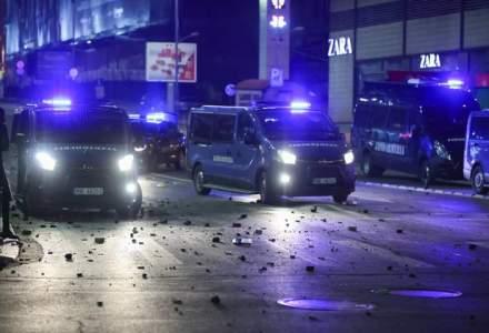 Şeful Poliţiei Bucureștiului: Îi vom identifica pe toți cei care au provocat distrugeri