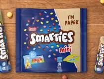 Nestlé va folosi doar hârtie...