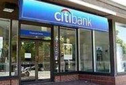 Citibank: Profitul din 2009 va fi investit in noua divizie de retail