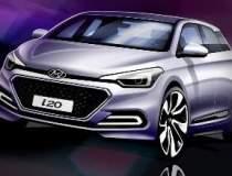 Hyundai, primele schite...