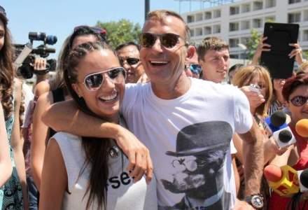 Carnavalul de la Mamaia: Radu Mazare l-a interpretat pe Stefan cel Mare