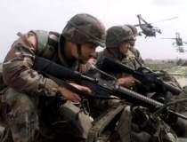 Militarii ucrainieni s-au...