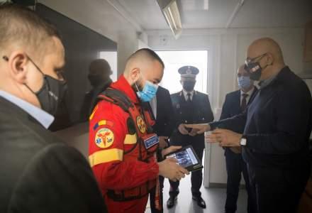Bucureștiul are un centru mobil de instruire a populației pentru răspuns la situații de urgență