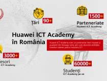 Huawei aduce programul ICT...