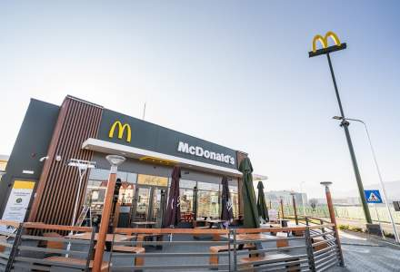 S-a deschis un nou restaurant McDonald's în România