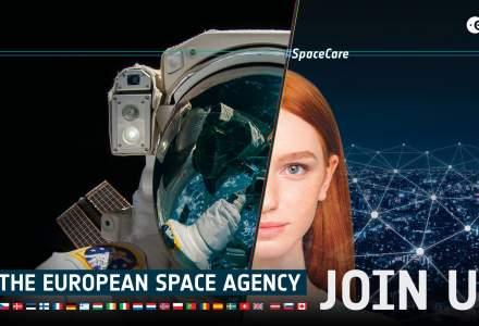ESA îi invită pe români să devină astronauți! Vezi unde te poți înscrie