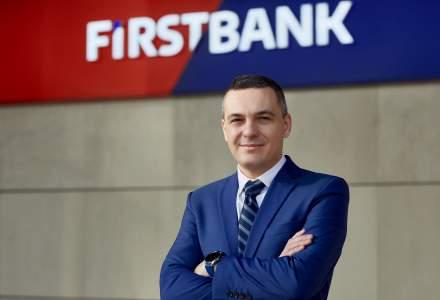 First Bank duce video banking-ul la următorul nivel și lansează pachetele de cont curent 100% digitale pentru persoanele juridice, microîntreprinderi și PFA
