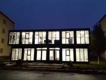 Clădire modulară inedită la...