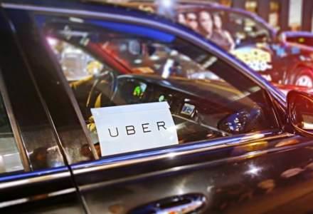 Uber ajunge în Galați,al optulea oraș din România în care este disponibil
