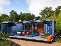 Casele container, soluția...