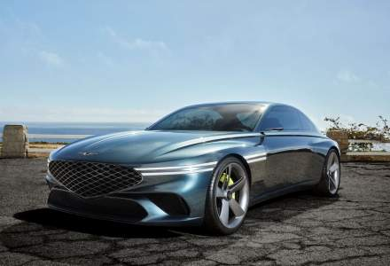 Genesis, brandul premium al Hyundai, a dezvăluit un nou concept electric
