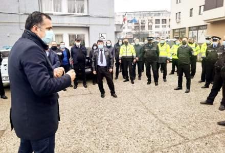Fără amenzi pentru nepurtarea măștii în Bacău: ce vor face polițiștii