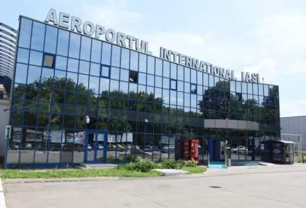 Aeroportul din Iasi va avea o noua pista incepand cu aceasta luna: Este cel mai mare proiect de dupa Revolutie