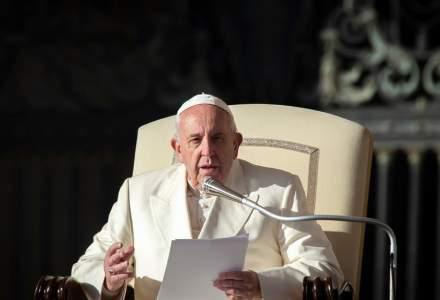 Mesajul Papei de Paștele Catolic: Să nu ne pierdem niciodată speranţa