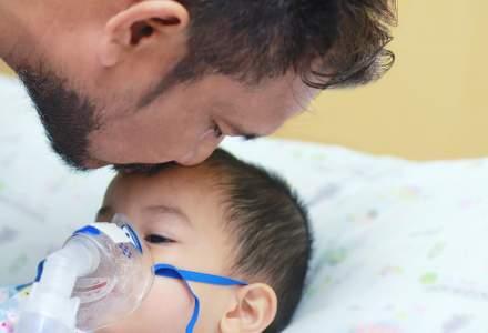 Câți copii cu COVID sunt internați în spitalele din România