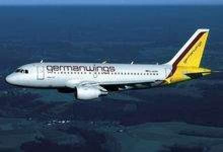 Germanwings asteapta cresteri ale afacerilor de doua cifre in 2010