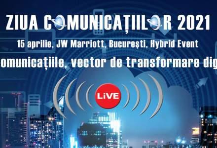 (P) Ziua Comunicaţiilor, de 25 de ani locul dialogului despre telecomunicaţii