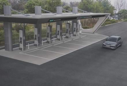 Hyundai va dezvoltao rețea de stațiide încărcare ultrarapidă