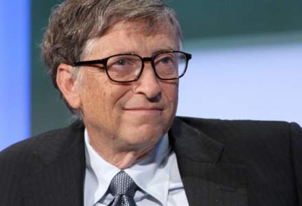 Bill Gates vrea să salveze planeta renunțând la carnea de vită pentru cea vegană