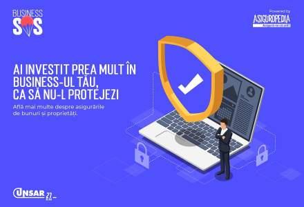 (P) #BusinessSOS: Cum poți să-ți protejezi afacerea în fața riscurilor cibernetice
